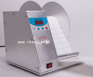 China Automatic Label Rewinder, Label Rewinding Machine supplier