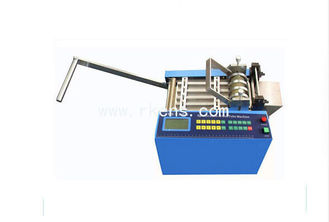 China Computerized Hook&Loop Elastic Tape Cutting Machine supplier