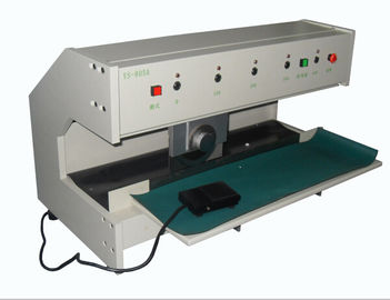 China 400MM PCB Depaneling Machine Motorized Type 220V/110V For Max 400MM V Cut PCBs supplier