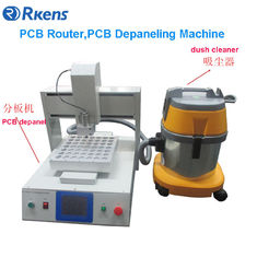 China Rat Bite PCB Depaneling Machine , Robotic Pcb Depaneling Router 500 Mm/S supplier