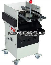 China Manual PCB lead cutting machine, PCB lead cutter after soldering process supplier