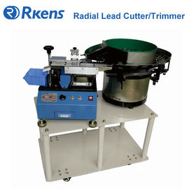 China RS-901D Automatic Capacitor Lead Cutting Machine For 10-16MM diameter capacitor supplier
