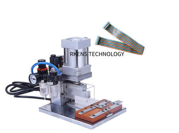 China IDC terminal crimping machine, flat ribbon cable IDC crimping machine supplier