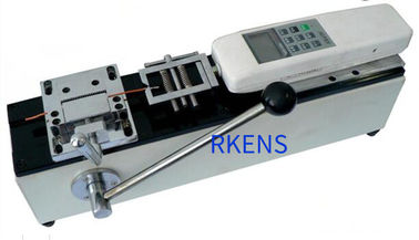 China Manual  Crimp Force Pull Tester With Electronic digital display supplier