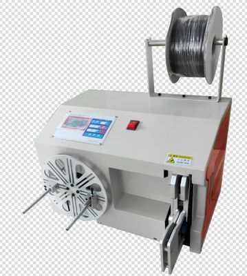 China wire coil winding machine/automatic cable wire twist tie machine supplier