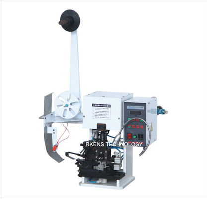 China Wire Stripping And Crimping Machine supplier