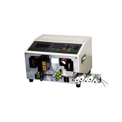 China Stranded Wire Cutting And Stripping Machine,Auto Wire Cutter And Stripper supplier