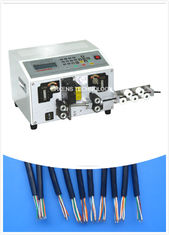 China Automatic multi-conductor cables cut and strip machine,Cutting Stripping Multi Core Cables supplier