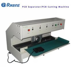 China V Cut PCB Depaneling Machine 250 Watt Electric Power Separate PC / LED Boards supplier