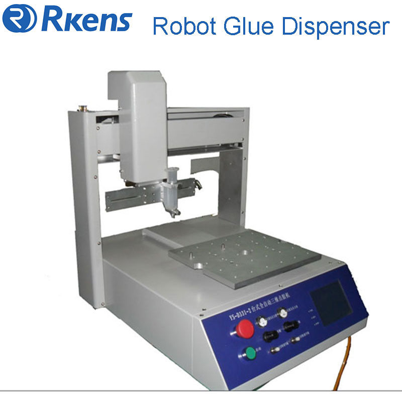 Automated Wood Glue Dispenser ~ Automatic programmable sealant sealing glue dispensing