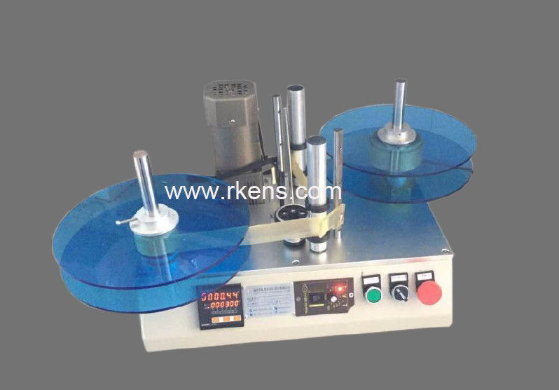 Automated Wood Glue Dispenser ~ Automatic label counting machine with rewinding feature