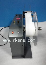 Automatic label counting and rewinding machine
