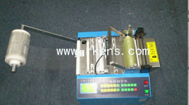 220V/110V automatic shrink film tubing cutting/cutter machine