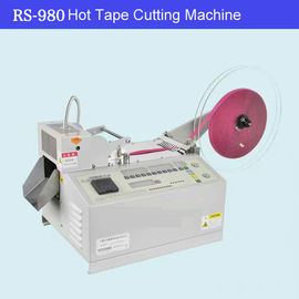 Heat Cutting Nylon Webbing, Nylon Webbing Hot Cutting Machine
