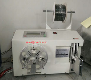 wire coil winding machine/automatic cable wire twist tie machine
