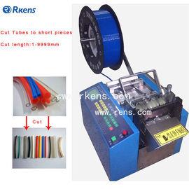 High accuracy clear PVC tube cutting machine,Cut tube length:1-9999mm