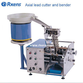 RS-907A Taped & Loose Axial lead cutting forming machine, resistor cutting bending machine
