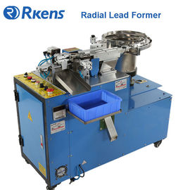Automatic Ceramic Capacitor Lead Forming Machine/Radial Lead Bending Machine