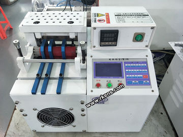 Automatic Hot Knife Cutting Expandable Braid Sleeve Machine, Braid Sleeve Hot Cutter Machine
