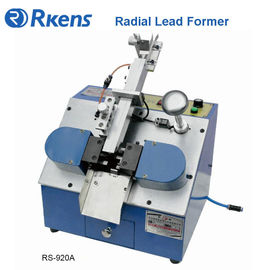 Tube packed transistor/triode lead cutting bending forming machine