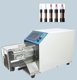 Rotary Knife Coaxial Cable  Stripping Machine- strip 9 layers