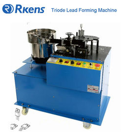 Transistor Lead Cutting Forming Machine For TO92 126 220 Hall Sensor