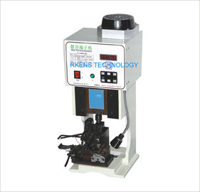 Semi-automatic Mute Wire Crimping Machine