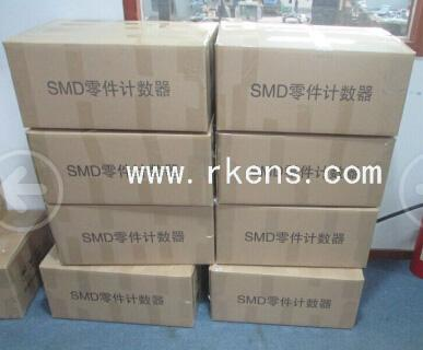 Pocket Check Feature SMD Parts Counter, SMD counting Machine