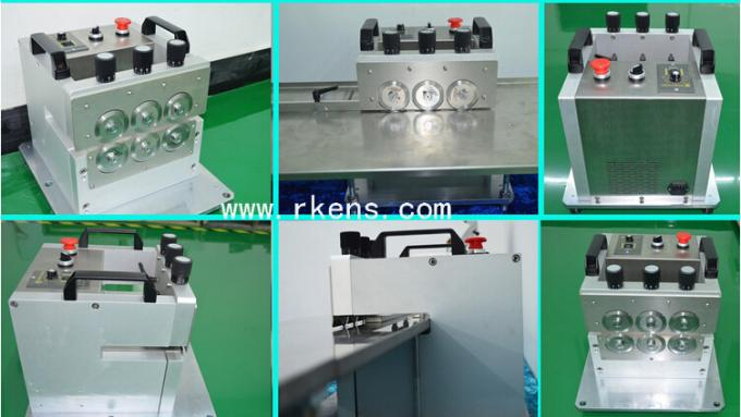 Aluminum PCB Cutting Machine, LED PCB Depaneling Machine