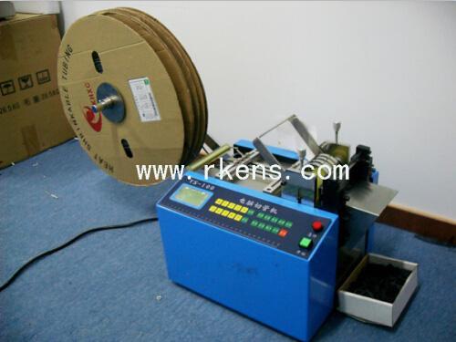 High accuracy shrink tubing cutting machine YS-100