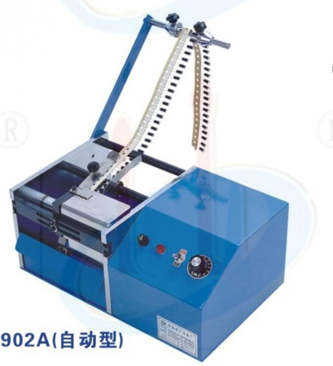 RS-902A Automtic Taped capacitor lead/foot cutting machine