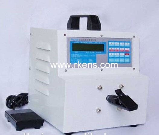 Fast Speed Wire Twisting Machine Advanced LCD Backlit Display Mode 10KG