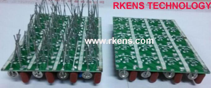PCB components lead cutting machine, automatic pcb lead cutting machine