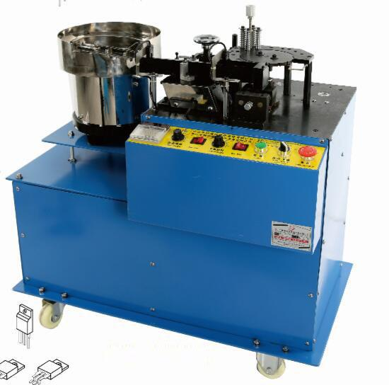 RS-909A Triode Lead Forming Machine,transistor lead cutting forming machine