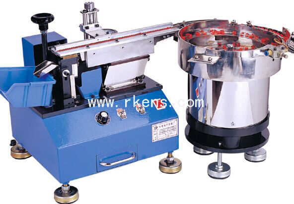 Hot sale Bulk/loose capacitor and led cutting machine