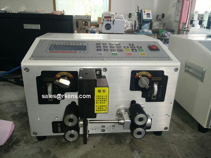 Stranded Wire Cutting And Stripping Machine,Auto Wire Cutter And Stripper